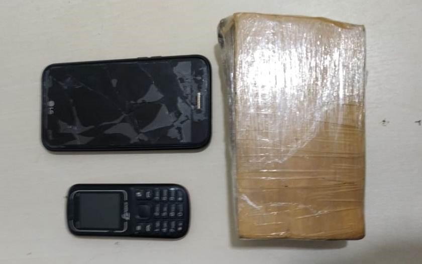 Policia apreende tablete de maconha em São Mateus 1